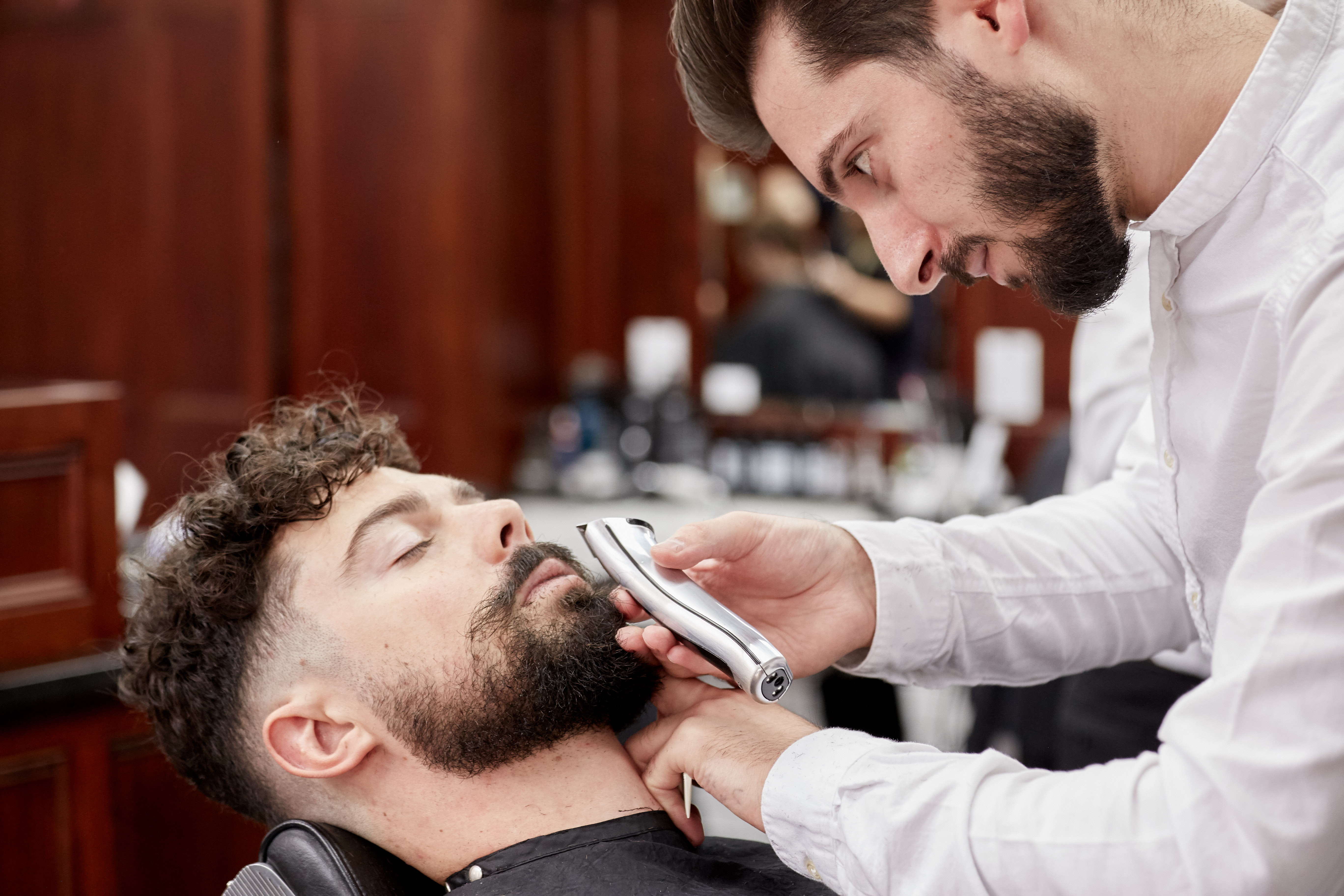 Stolpe | Pall Mall Barbers Midtown | 3383