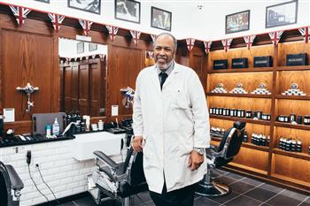 Where are is the best barbers in Midtown?