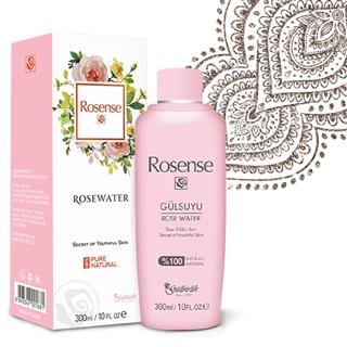 Rosense Rosewater 300ml | Rosense UK LTD