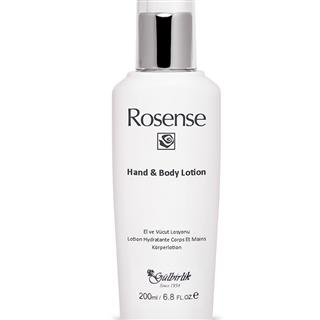 Rosense Hand and Body Lotion 200ml | Rosense UK LTD