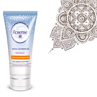 Rosense Face Cleansing Gel 150ml | Rosense UK LTD