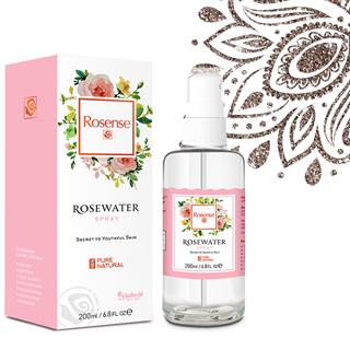 Rosense Rosewater Spray 200ml | Rosense UK LTD