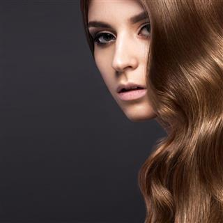 Beautiful Baby Hair Perming And Dyeing Franchise Store